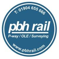 PBH Rail Company Logo