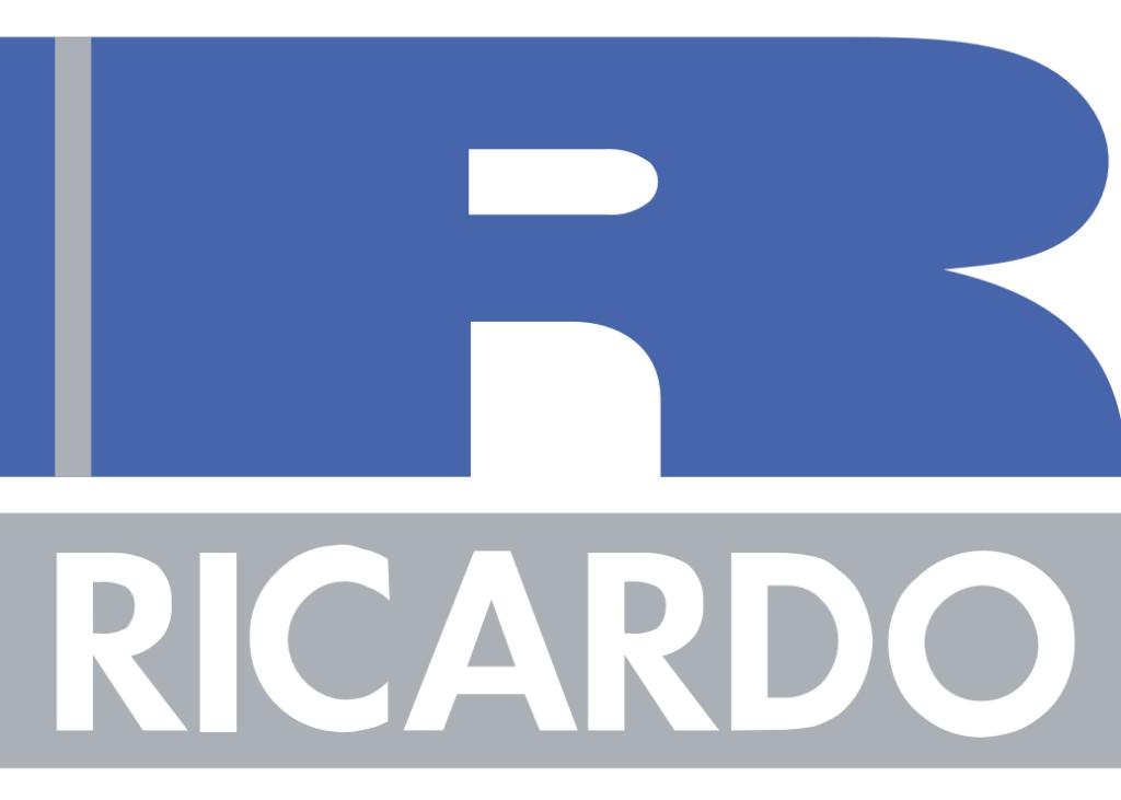 Ricardo in Rail logo