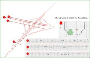 Deutzer Technische Kohle Overhead Wire Profiles