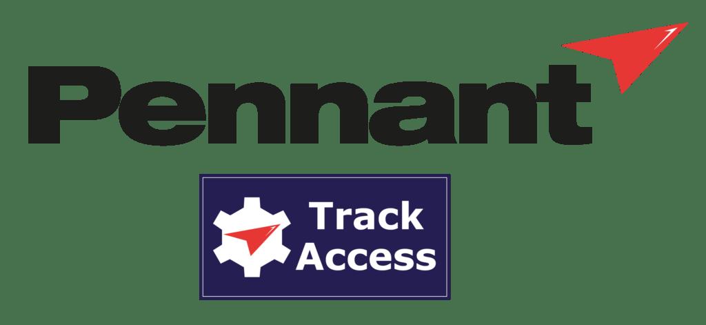Pennant Track Access Logo