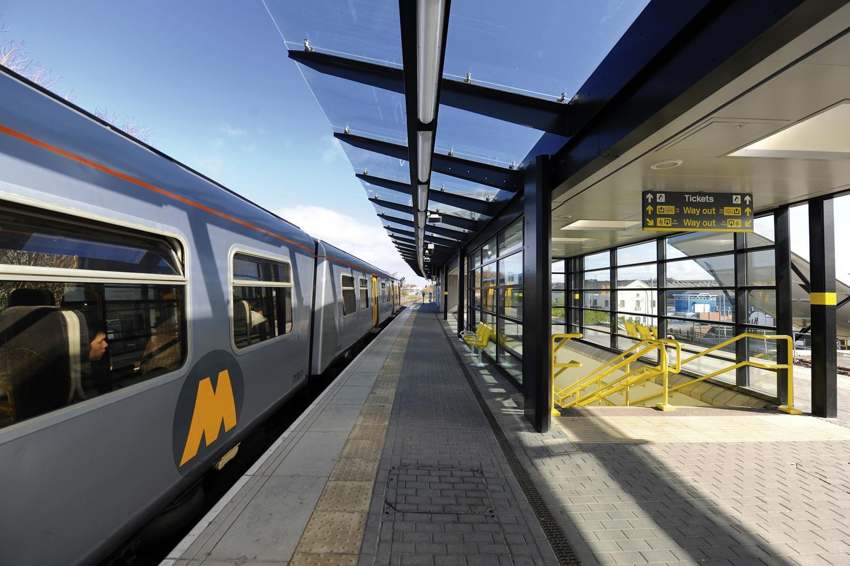 SEED Architects work on Sandhills Train Station
