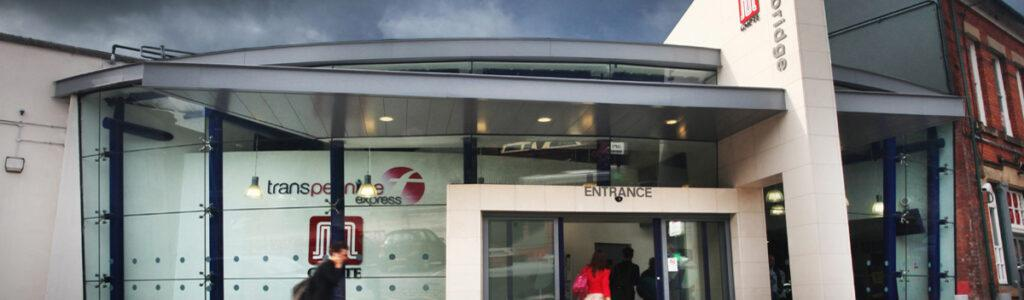 SEED Architects building improvements at Stalybridge Train Station