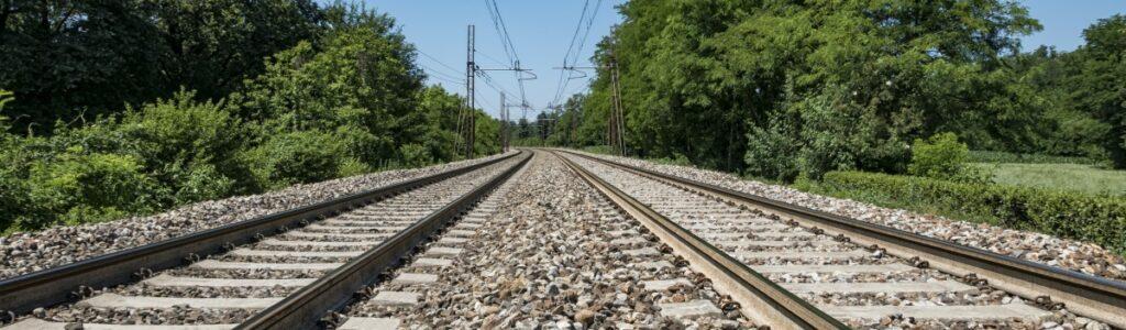 Sanderson Wetherall Railway Tracks